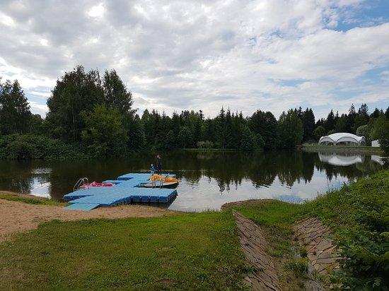 Park-Hotel Morozovka Foto