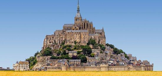 Servon, France: Mont-Saint-Michel