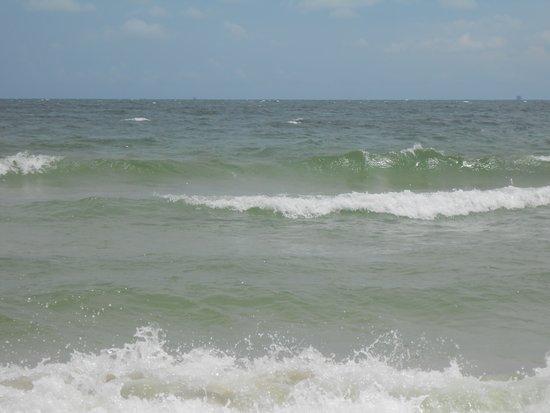 Gulf Shores Plantation: Beautiful Gulf waters