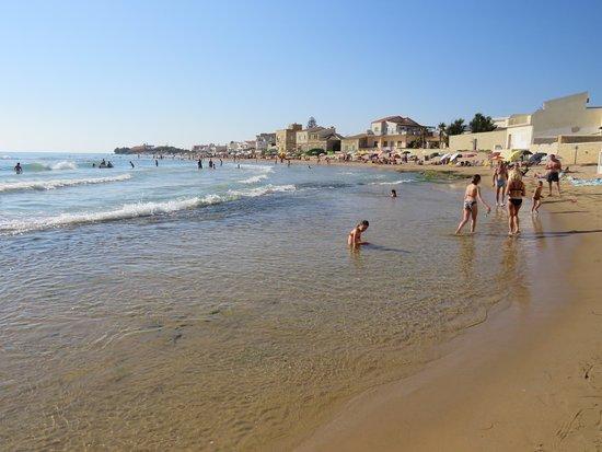 Spiaggia di Cannitello: Cannitello