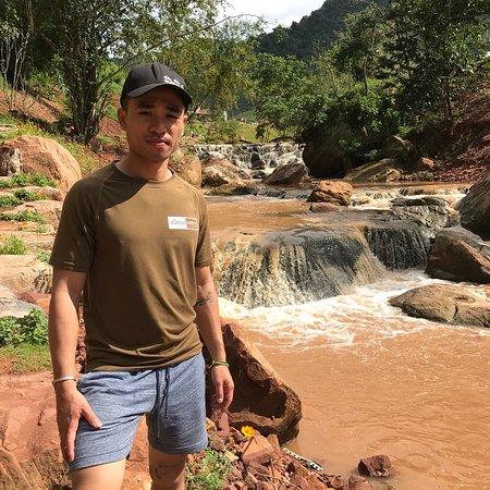Dai Yem Waterfall照片