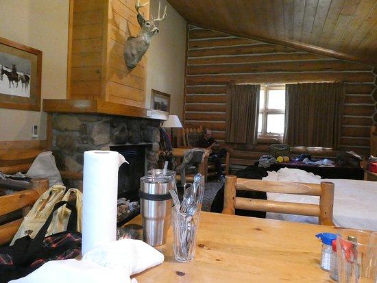 Blue Bell Lodge foto