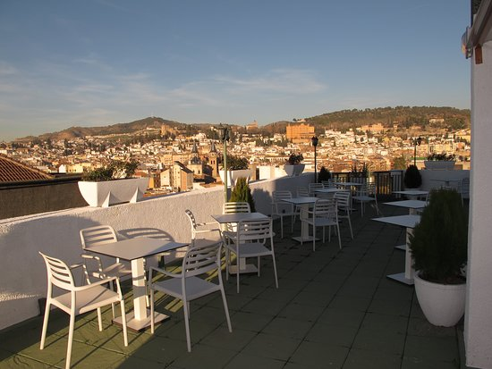 Okay Review Of Ohtels San Anton Granada Spain Tripadvisor