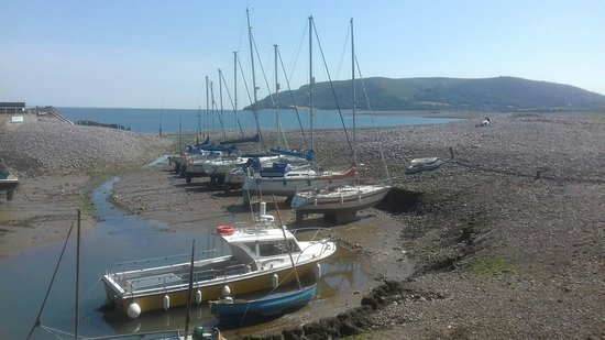 Porlock Weir, UK: 20180709_110930_large.jpg