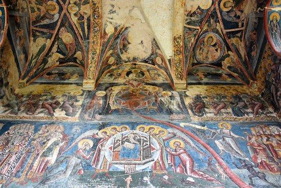 摩尔达维亚修道院照片