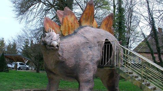 Dino-Zoo: Cabane dino