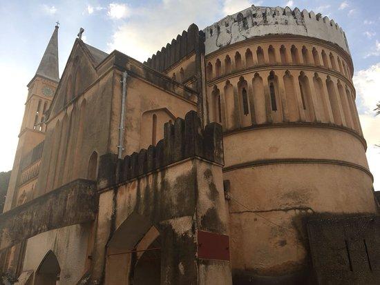 Zanzibar Archipelago, Tanzania: Old Slave Market/Anglican Cathedral, Stonetown