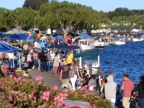 California Windsurfing: BOAT HARBOUR AND PICNICKERS
