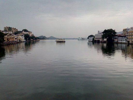皮丘拉湖照片