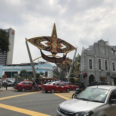 吉隆坡唐人街照片