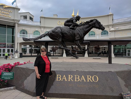 Churchill Downs: One of the great ones!
