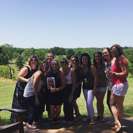 Smithville, MO: My sister's bachelorette party.