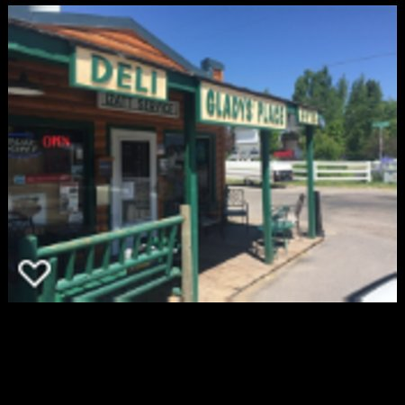 Fish Haven, ID: Liquor store and sandwich shop