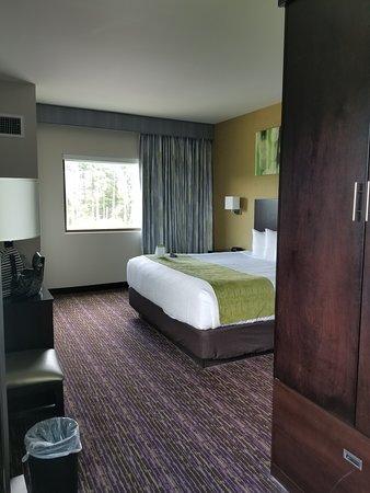 Harrah's Cherokee Valley River Casino & Hotel: Walking in the door.