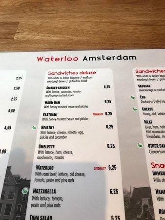 Lunchcafe Waterloo Foto