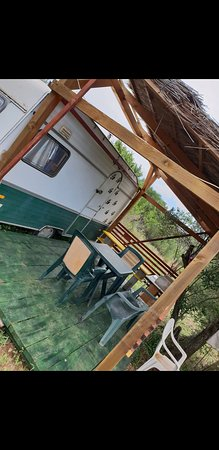 Betina, Kroatien: For renting(3 person) gas,electricity,parking spot,terracce all in 1 price