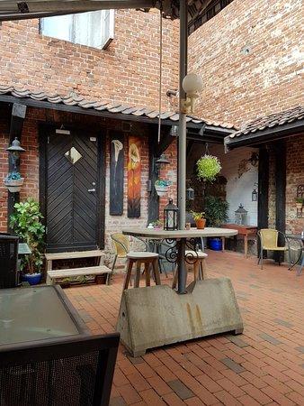 Bakgården Restaurant og Kaffebrenneri照片
