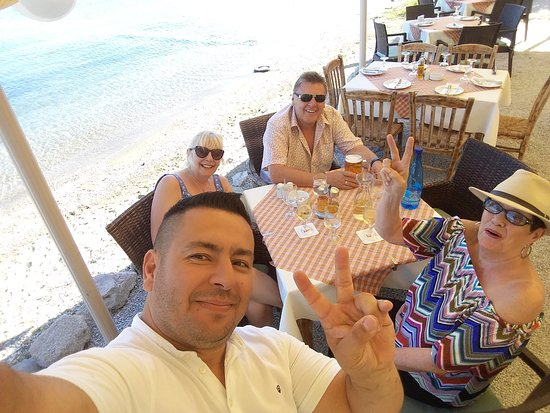 Limanaki: ANGELO selfie