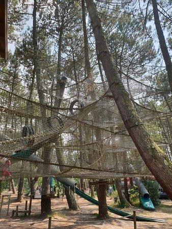 Moliets et Maa, ฝรั่งเศส: Adrénaline parc