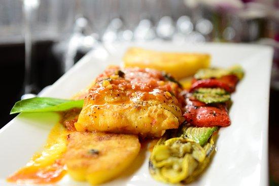Cafe Sapori: Halibut Fish