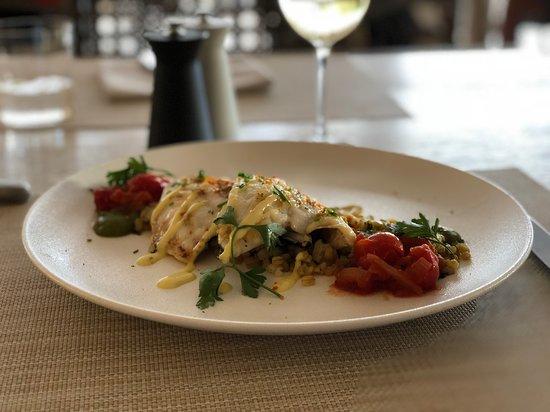 Macaroni Italian Trattoria: Хороший, тёплый вечер