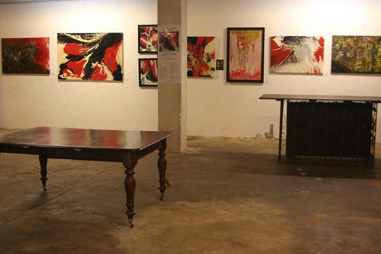Armazém: Gallery - José Moreira  -exhibition