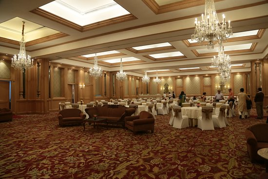 One Of The Banquet Halls Picture Of Taj Mahal Lucknow Tripadvisor