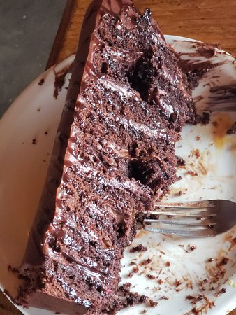Rustlers Rooste 9 Layer Chocolate Cake