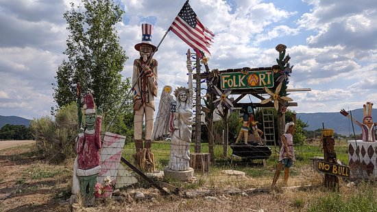 Dave Sipe's Folk Art