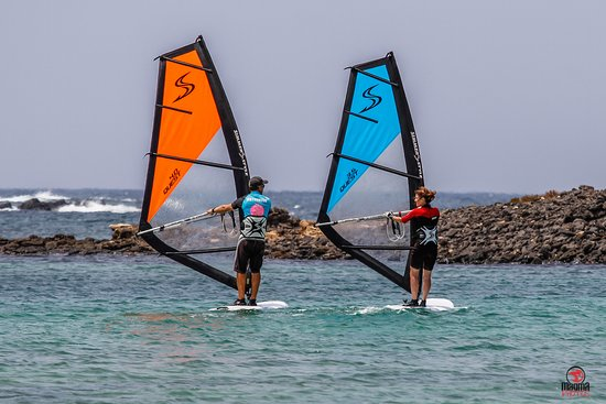 Max Windsurf School MWS