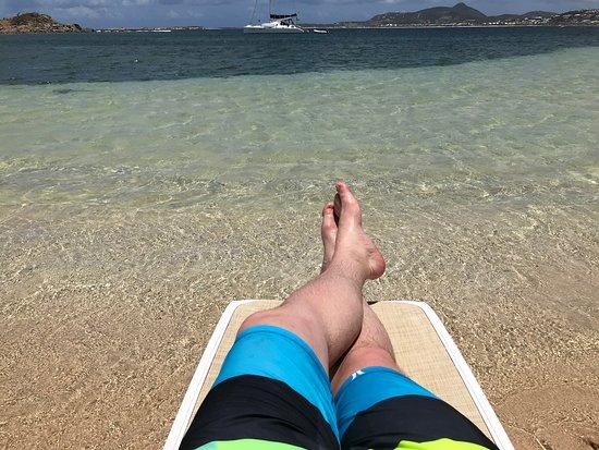 鲍勃船长最受欢迎的快艇,浮潜和海滩之旅含午餐照片