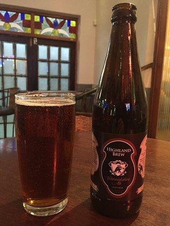 Ladybrand, South Africa: Craft beer