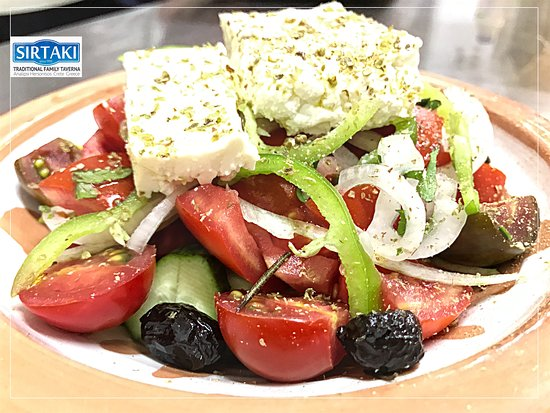 Sirtaki: Greek Salad