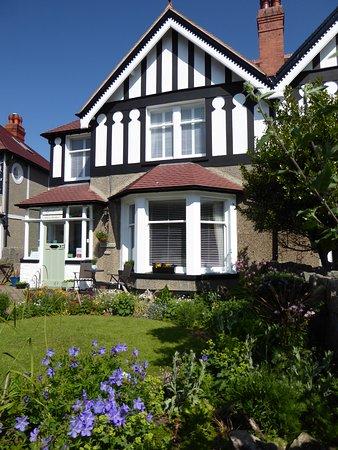 Lymehurst Bed & Breakfast: The front garden at Lymehurst B&B