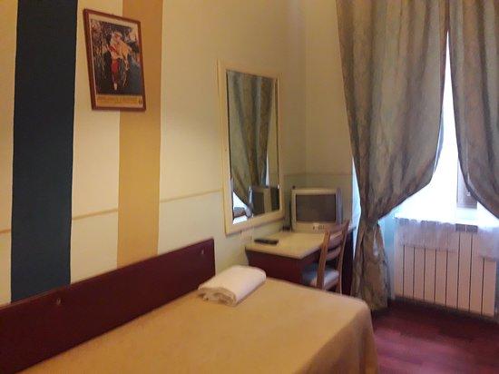 Hotel Romagna: Camera singola