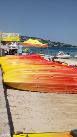 Planche A Voile Paddle Pour Tous Picture Of Cannes Standup Paddle Tripadvisor