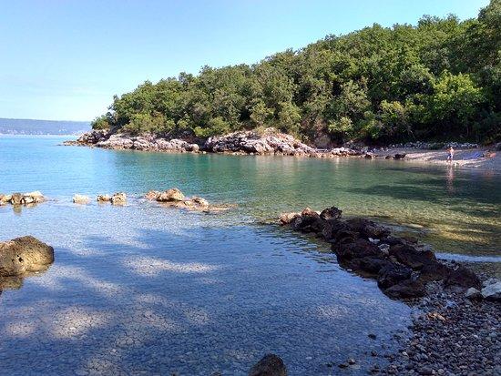 Brzac, Croatia: Magneli Beach