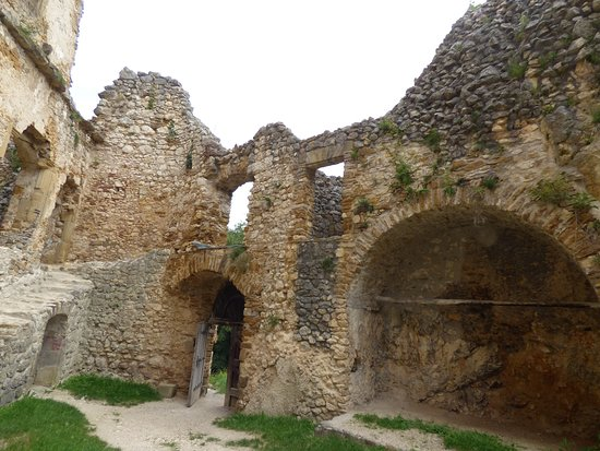Leymen, Frankreich: Château de Landskron