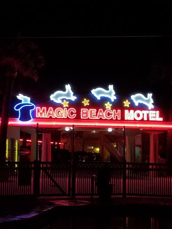 Foto de Magic Beach Motel