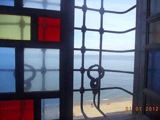 le bastion 23 palais des rais magnifique vue de la plage partir de