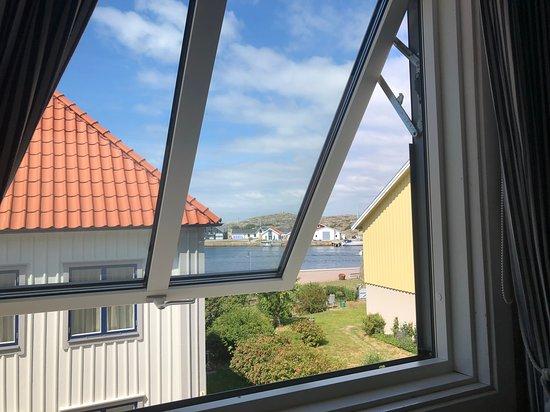 Nautic Hotell Marstrand: Vy från rummet