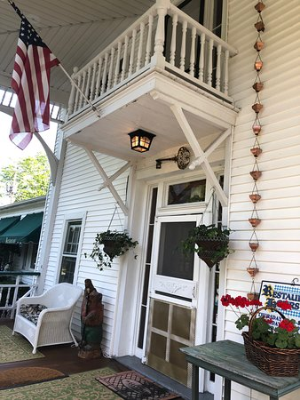 Purling, Estado de Nueva York: front door