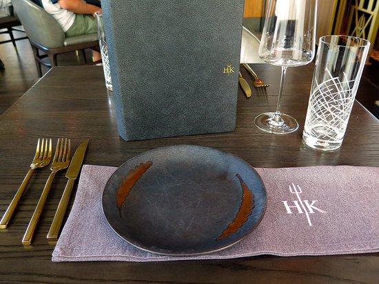 Gordon Ramsay S Hell S Kitchen Caesars Palace Table