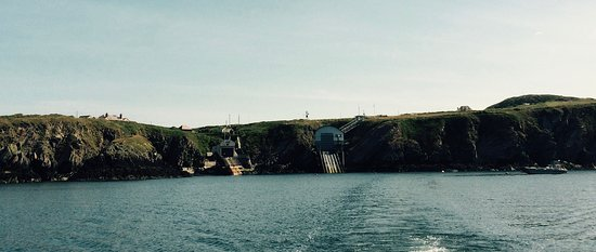 Ramsey Island Boat Trips -Thousand Islands Expeditions: The Quay