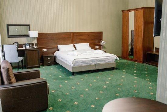 莫斯科莫克豪发亚威力酒店照片