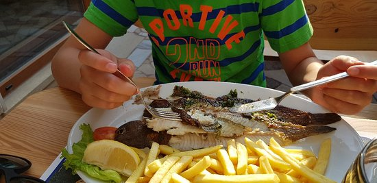 Krnica, Croacia: Restaurant PortoRiko