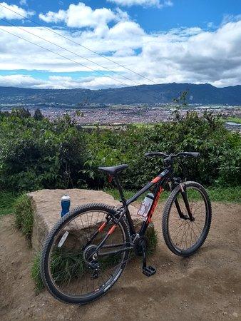 Bike it Chia: Chia - Valvanera
