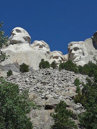 拉什莫尔山国家纪念公园照片