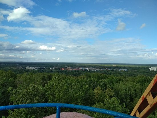 The Central Park of Culture and Recreation of the 1000 Anniversary of Bryansk Foto