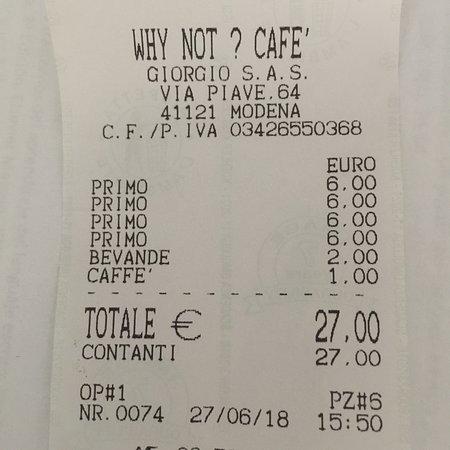 Foto de Why Not Caffe